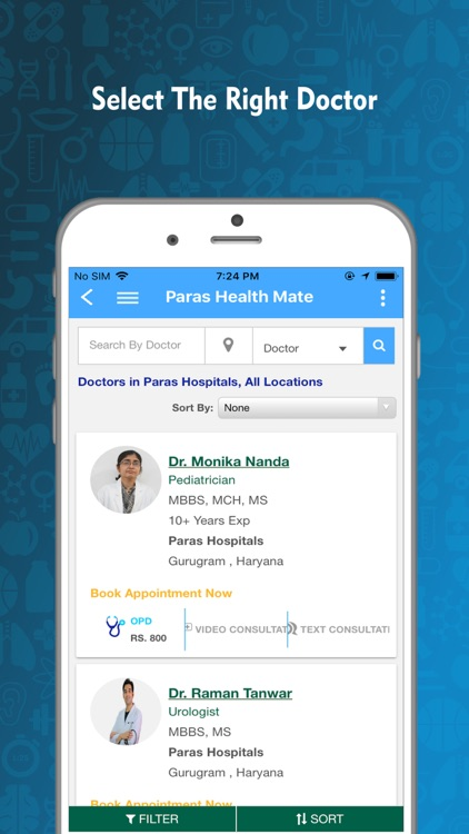 Paras Health Mate screenshot-3