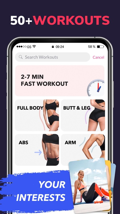 Lose Weight for Women at Home screenshot-6