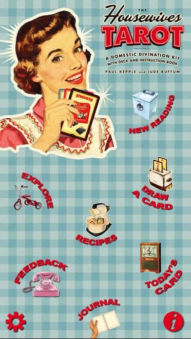 Housewives Tarotのおすすめ画像1