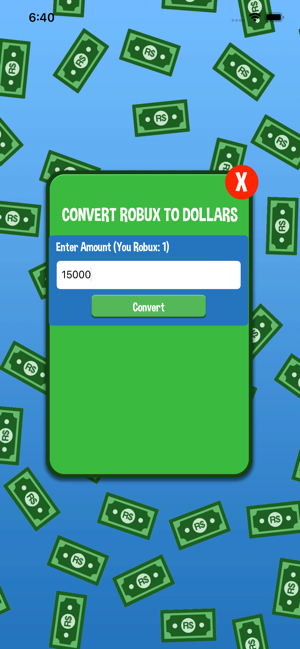Quizes For Roblox Robux On The App Store