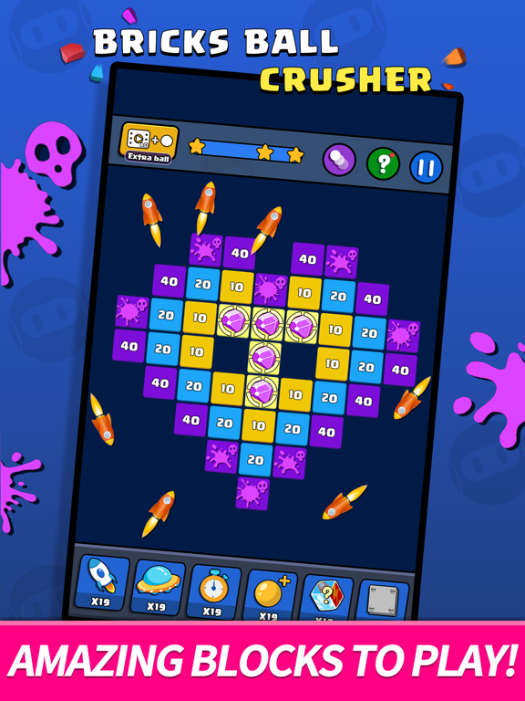 Bricks Ball Crusher screenshot 13