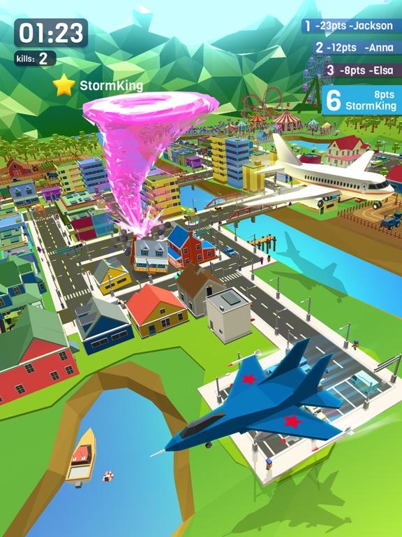 Twister io screenshot 6