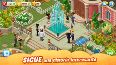 Screenshot for Matchington Mansion in Ecuador App Store