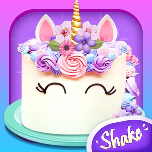 Unicorn Chef Fun Cooking Games iOS App