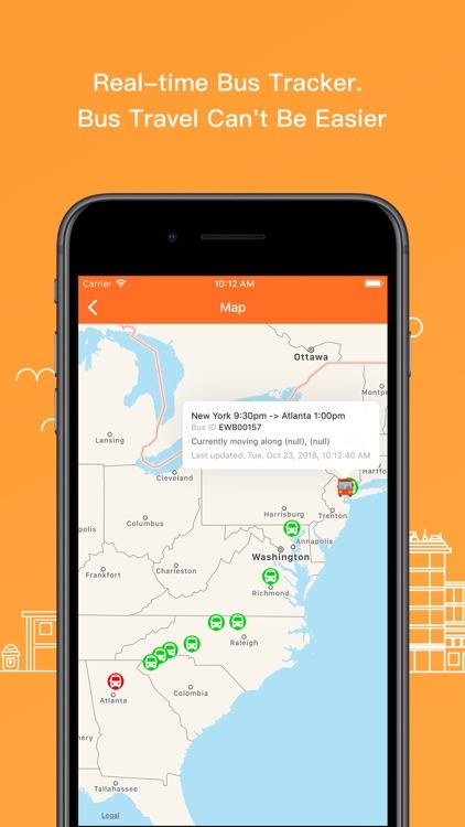 GotoBus – Online Bus Tickets screenshot-3