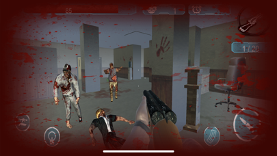 Dead Zombie Killer Sniper 3D screenshot 4