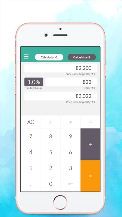 Easy Tax Calculator