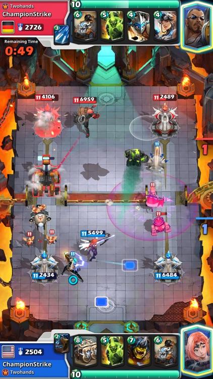 Champion Strike screenshot-7