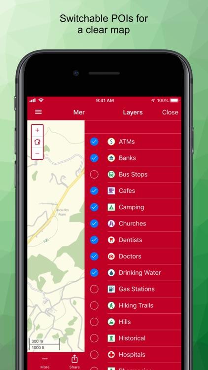 Menorca Offline Map screenshot-4