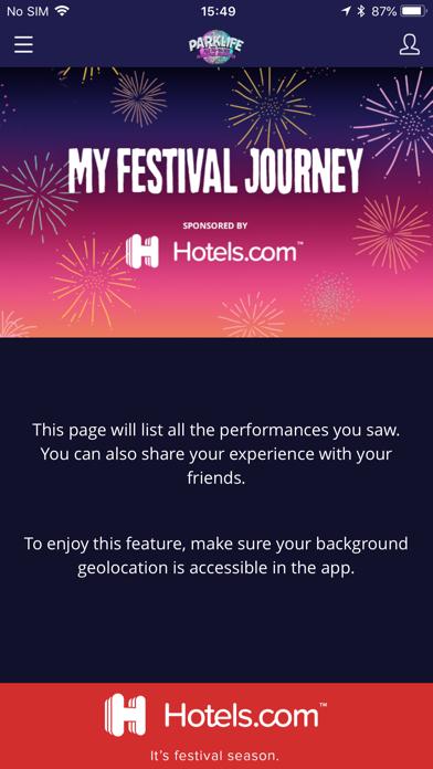 Parklife Festival screenshot four