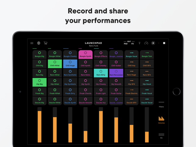 ‎Launchpad Screenshot