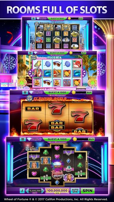 Wheel of Fortune Slots Screenshot