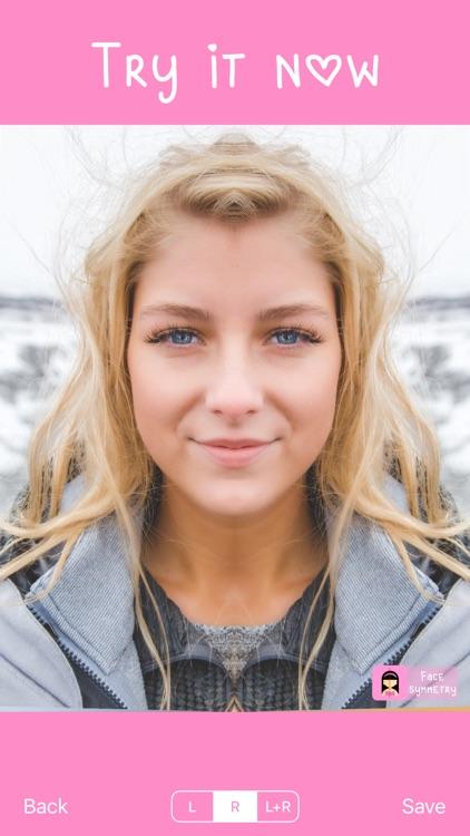 Symmetry Face Maker