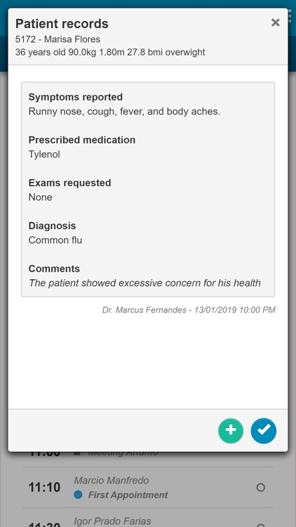 Consultorio.me screenshot-3