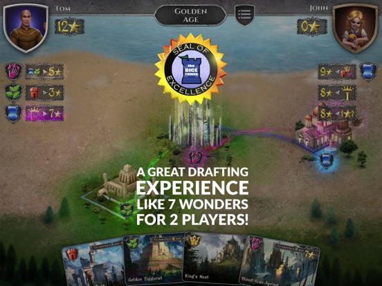 Tides of Time: The Board Gameのおすすめ画像1