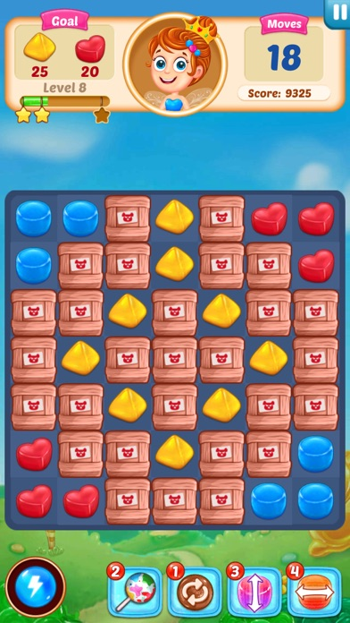 Gummy Paradise Screenshot