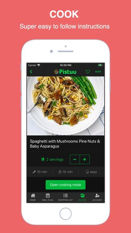 Pistuu: Plant Based Recipes screenshot-6