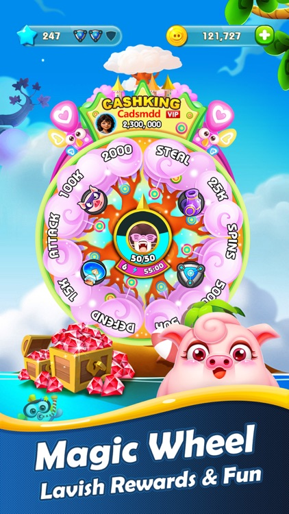 Piggy Boom screenshot-0