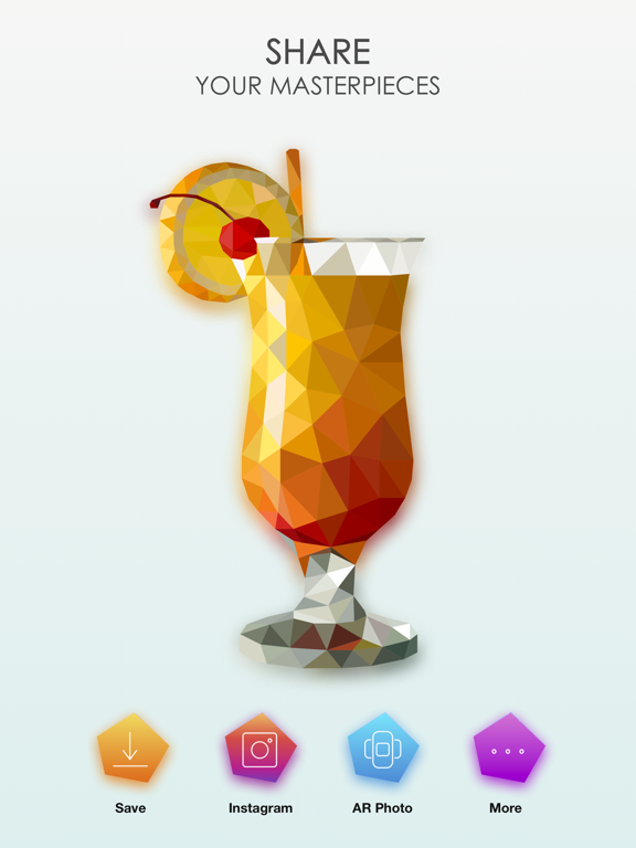 Poly Art Jigsaw HD Puzzle Game screenshot 10
