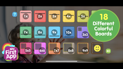 Multiplication table - AR game screenshot 2