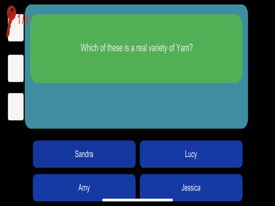 Scary Escape Learning : Quiz screenshot 5