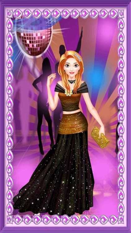 Prom Night Princess Makeover @ screenshot-4