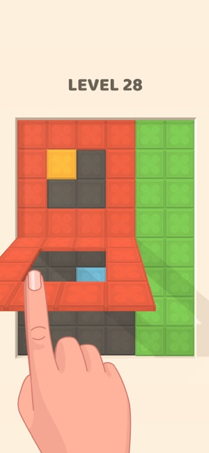 ‎Folding Blocks Screenshot