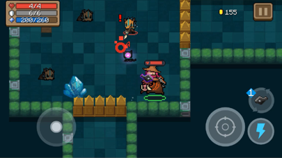 Screenshot from Soul Knight