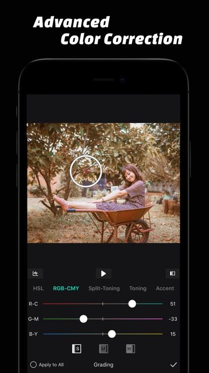 Hollycool - Pro Video Editing screenshot-4