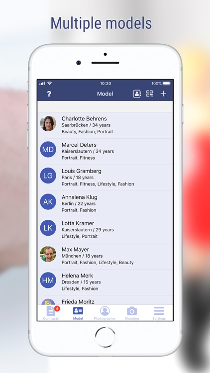 Smart Model Release screenshot-3