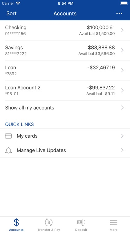 SC Federal Credit Union screenshot-2