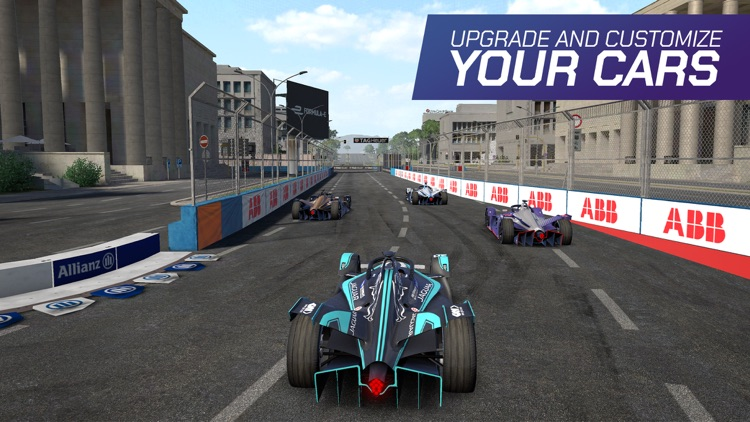 Ghost Racing: Formula E screenshot-2