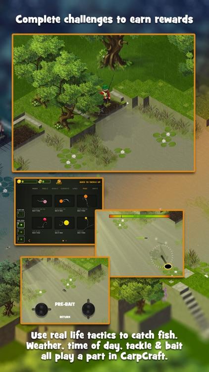 Carpcraft: Carp Fishing screenshot-4