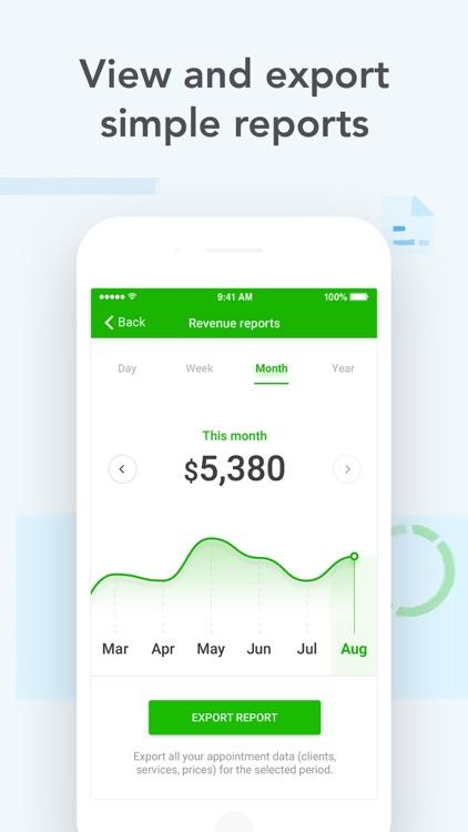 Appointfix: Scheduling app screenshot-4