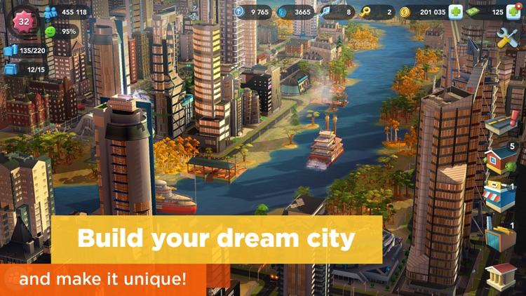 SimCity BuildIt screenshot-0