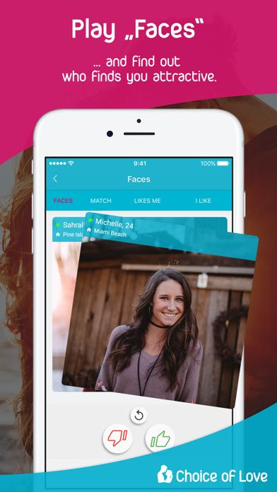 Choice of Love - Dating App screenshot two