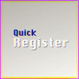 Quick Register
