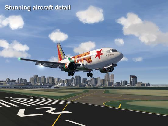 Aerofly FS 2020 на iPad