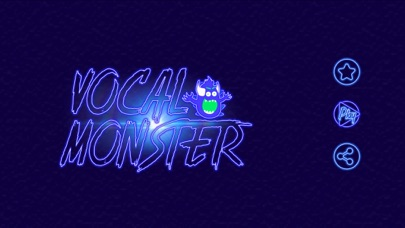 Vocal Monster screenshot 1