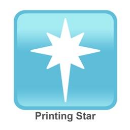 Printing Star