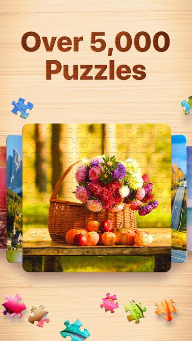 ดาวน์โหลด Jigsaw Puzzles - Puzzle Games สำหรับพีซี