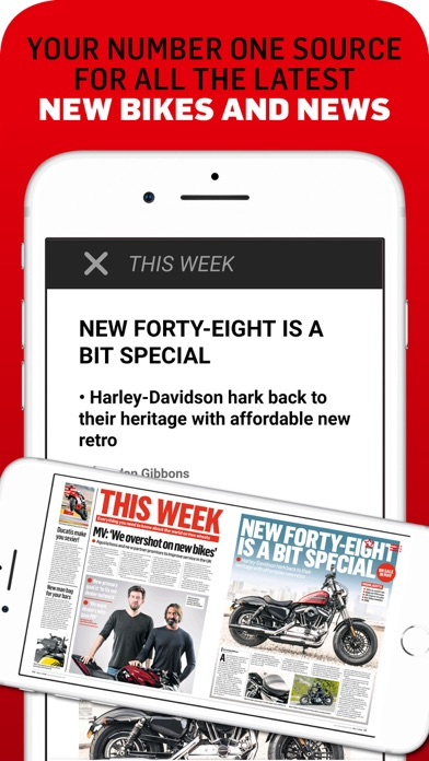 download MCN: Motorbike News & Reviews apps 4
