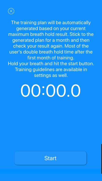Freediving apnea training screenshot-5