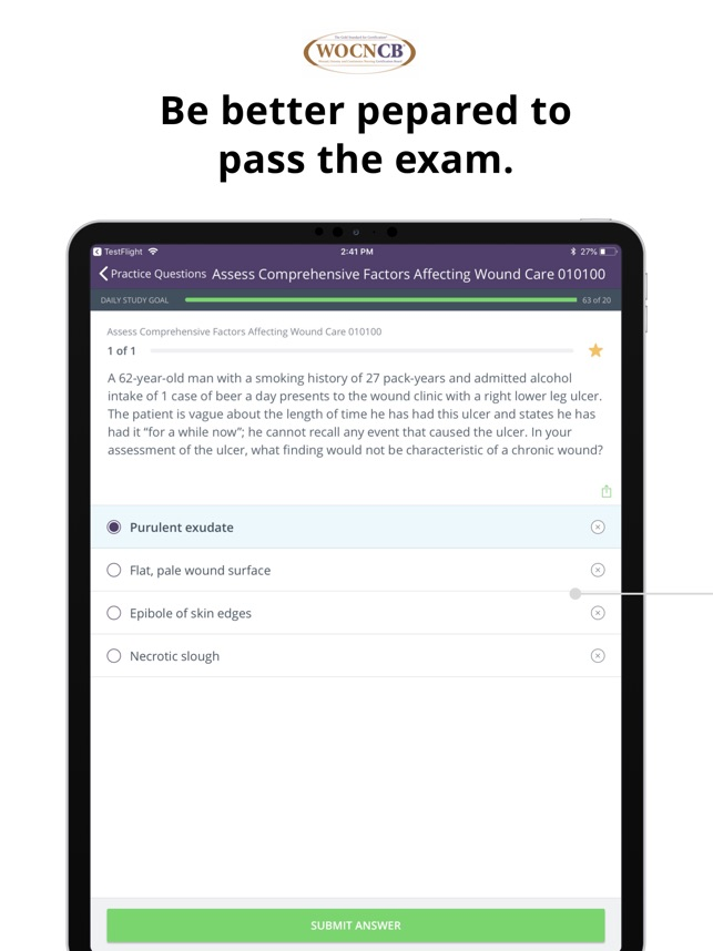 CWCN® Wound Care Exam Prep on the App Store