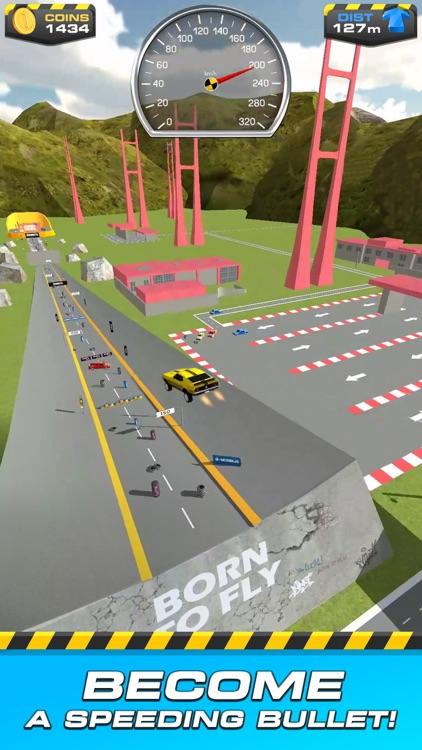 Ramp Car Jumping screenshot-0