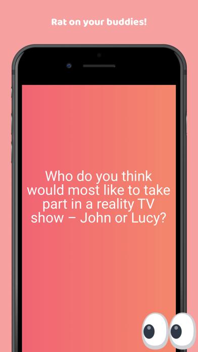 Would You Rather? 18+ Screenshot