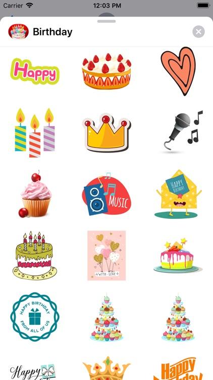 100+ Happy Birthday Wishes App screenshot-4