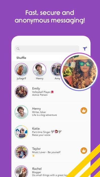 download Connected2.me – Chat & Fun indir ücretsiz - windows 8 , 7 veya 10 and Mac Download now