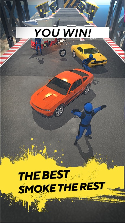 Smash Cars! screenshot-1