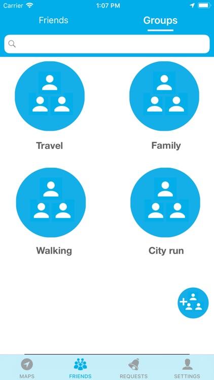 Find Friends - Where are you? screenshot-5